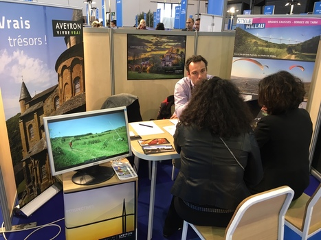 Eductour et workshop Green France - 16 et 17 octobre | L'info tourisme en Aveyron | Scoop.it