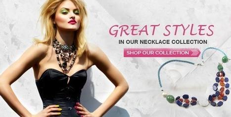 Buy handmade jewelry online | Fashion Jewelry America | Scoop.it