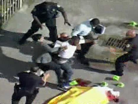 Miami Police Scuffle With Mourners At MurderScene - CBS Miami | Miami Criminal Defense Attorney | Scoop.it