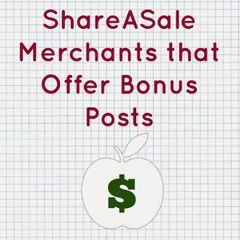 Effective affiliates marketing with bonus posts on ShareASale | Blogging tips | Scoop.it