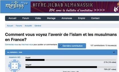 Résumé de l'islam de France : utilisez la démocratie pour imposer la charia | pattyfn69 | Scoop.it
