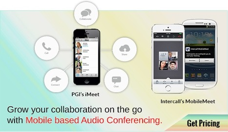 Join Conference Calls with One Click App on iPhone, Android & Tablet Devices | All about Telecom, Cloud Services and Internet Services | Scoop.it