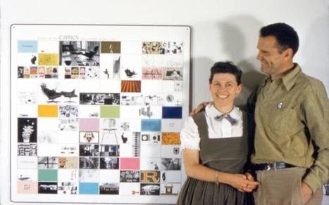Barbican Centre | The World of Charles and Ray Eames | design exhibitions | Scoop.it