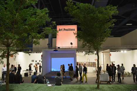 PHOTOS: Inside Art Basel's VIP Preview | The Aesthetic Ground | Scoop.it