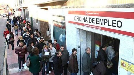 Spain jobless rate hits record 26.6% | Global politics | Scoop.it