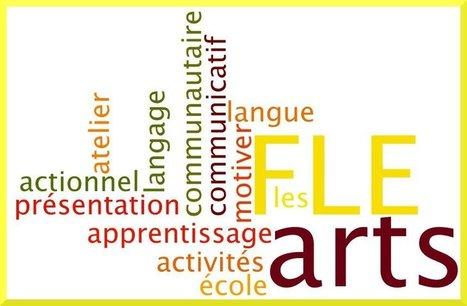 Comment motiver par les arts de jeunes apprenants de FLE - niveaux A1 et A2 ? | French 3 | Scoop.it