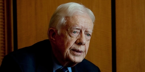 "Jimmy Carter: The U.S. Is an ""Oligarchy With Unlimited Political Bribery"" 