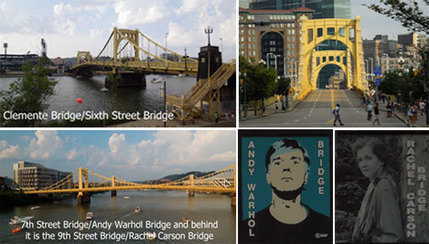 Pittsburgh Information on the City of Bridges. Pittsburgh Bridges from Popular Pittsburgh | Untold History: Pittsburgh Bridges | Scoop.it