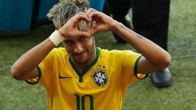Neymar doubtful for Brazil's World Cup quarter-final | FIFA World Cup - Brazil 2014 | Scoop.it