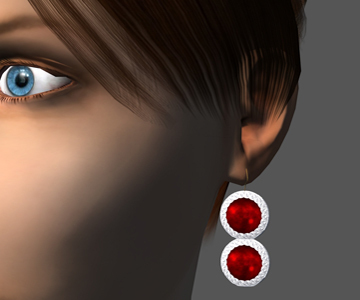 Physic Earrings Pack | Wolf and Dulci Links | Scoop.it