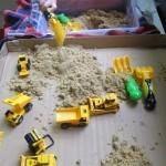 Table top sandbox play in preschool | Teach Preschool | Scoop.it