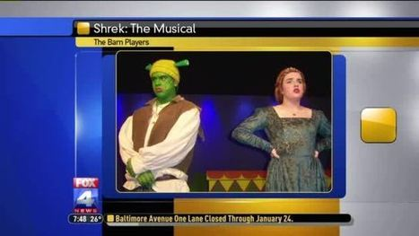 Barn Junior Presents: Shrek: The Musical - WDAF | OffStage | Scoop.it