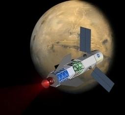 Un moteur ionique utilisant la fusion nucléaire pour aller sur Mars | Beyond the cave wall | Scoop.it