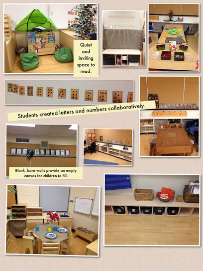 Passionately Curious: Learning in a Reggio Inspired Kindergarten Environment | Education | Scoop.it