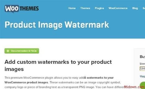 Woocommerce Product Image Watermark   Download Free Full Scripts   Art   Scoop.it