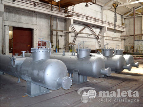 Why Distillation Column Energy and Packing Efficiency | Distillation Column | Scoop.it