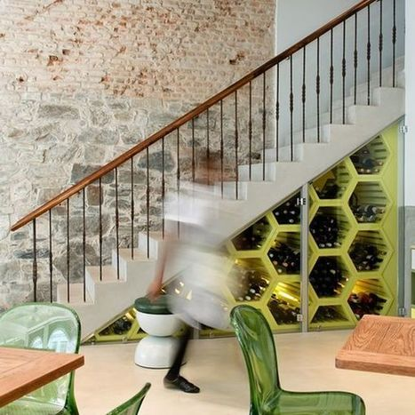 10 Modern Under Stair Storage Solutions To Spruce Up Your Home - Home Decorating Trends | Wallpaper | Scoop.it