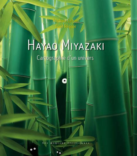 Hayao Miyazaki (couleur) | Géographie et cinéma | Scoop.it