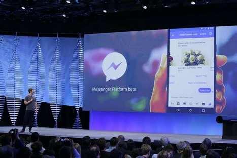 Facebook Messenger: comment fonctionnent les bots? | Tendances digitales | Scoop.it