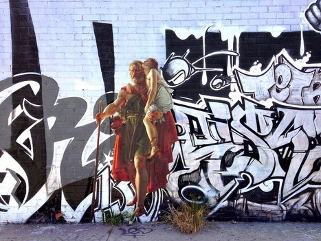 The Outings Project: Museum Paintings Experience Life on the Streets   Creativ Focus   Scoop.it