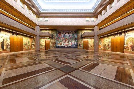 Le Palais de la Porte Dorée | Management de la culture (Blog) | Kiosque du monde : A la une | Scoop.it