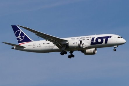 Problèmes électriques pour un avion de LOT Polish Airlines | Aviation | Scoop.it