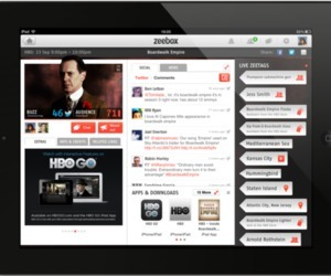 TV's second screen heats up: Zeebox comes to the US with investment from Comcast | Gadgets - Hightech | Scoop.it