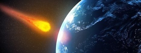 Un gran asteroide se acercará peligrosamente a la tierra en 2017   Ciència al CFA Palau de Mar   Scoop.it