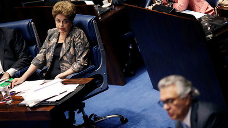Brazil's Dilma Rousseff, a woman of honor, confronts Senate of scoundrels by Pepe Escobar | Saif al Islam | Scoop.it