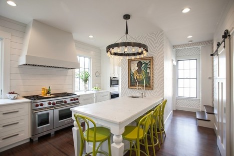 4 Ways to Incorporate Kitchen Safety into a Redesign | Fire Safety | Scoop.it