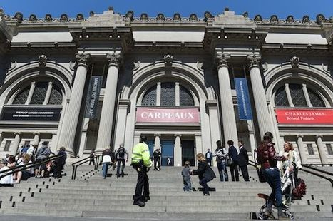 Celebrate International Museum Day - artnet News | ICOM network news - Actualités du réseau de l'ICOM | Scoop.it