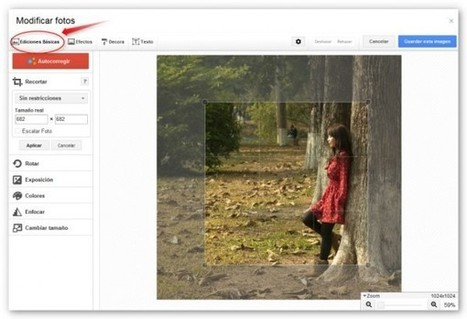 'Kit Creativo', editor de fotos online de Google Plus | arii | Scoop.it