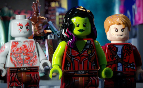 Watch: Lego Trailer For 'Guardians Of The Galaxy,' Marvel's Latest May Break August Opening Records | Tracking Transmedia | Scoop.it