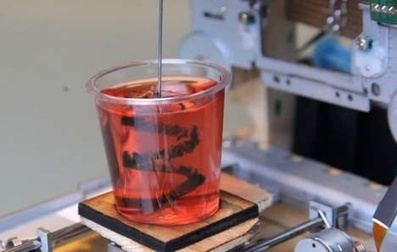 3D Printed Drink Decorations - This 3D Printer Spikes Jello Shots with Creative Designs | Big and Open Data, FabLab, Internet of things | Scoop.it