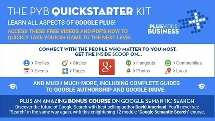 martin shervington – Google+ - AMAZING, free Google+ courses, content and resources! Sign… | Links sobre Marketing, SEO y Social Media | Scoop.it