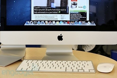 Apple's education-only 21.5-inch iMac gets bump in specs, now ... | Technology in Art And Education | Scoop.it