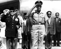 Indonesia's Sukarno at Kadena Air Base, 1961 | Scoop Indonesia | Scoop.it
