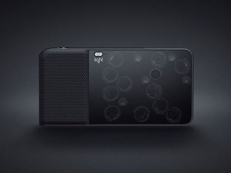Photography Startup Light Takes on DSLR With the Point-And-Shoot L16 Camera   Photography + iPhone   Scoop.it