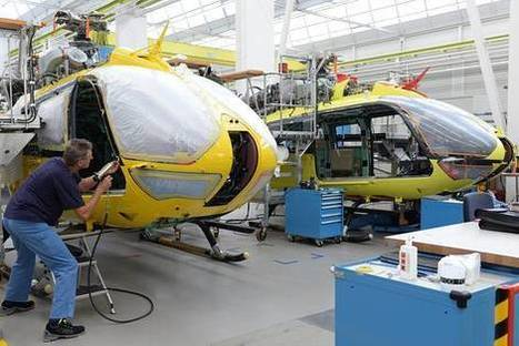 Airbus to Join Forces With Uber for On-Demand Helicopter Service, CEO Says | People & Business Management | Scoop.it