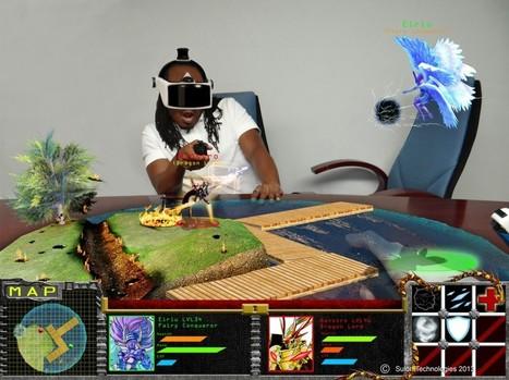 Le GVX de Sulon Technologies, un nouveau projet de casque de réalité augmentée | Web as we like it | Scoop.it