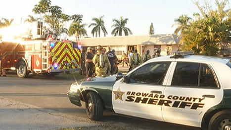 Dania Beach Apartment Catches Fire After Man Shoots Half-Naked Woman With Flare Gun | READ WHAT I READ | Scoop.it