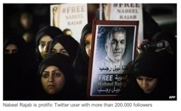 Bahrain activist Nabeel Rajab 'denied medical treatment' | Human Rights and the Will to be free | Scoop.it