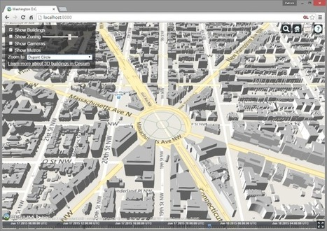 Washington, DC in 3D | opencl, opengl, webcl, webgl | Scoop.it
