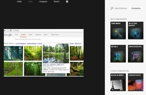 The New Google+ Photo Editor   GooglePlus Expertise   Scoop.it