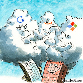 Silver lining | Cloud Central | Scoop.it