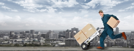 It's all about going local. Jinn Now Live for Londoners   Ecommerce logistics and start-ups   Scoop.it