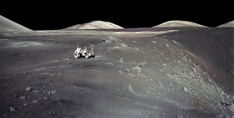 A visual history of the Apollo missions | Nerd Vittles Daily Dump | Scoop.it