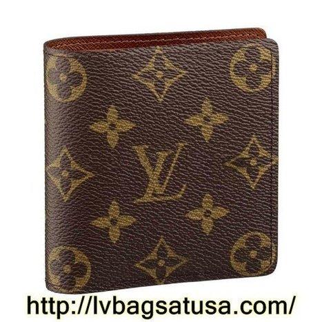 Louis Vuitton Billfold With 6 Credit Card Slots Monogram Canvas M60929 | Louis Vuitton Outlet Online Authentic_lvbagsatusa.com | Scoop.it