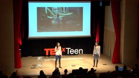 TEDx Talks Given By Teens That Will Completely Inspire You (VIDEO) - Huffington Post | Inquiries of Life | Scoop.it