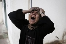 No escape for civilians in Gaza - Al-Monitor: the Pulse of the Middle East   Slash's Palestinian and Israeli pages   Scoop.it